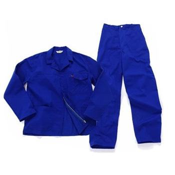 POLY-COTTON WORK SUITS