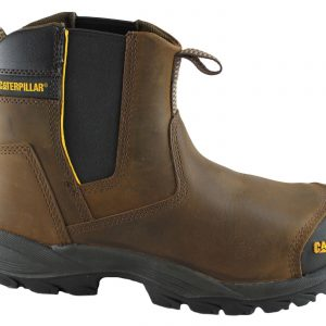 CATERPILLAR PROPANE SAFETY BOOT BROWN