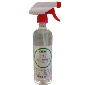 500ml hand sanitizer